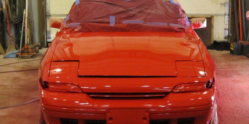 5 Tips pour bien choisir la peinture de sa voiture.