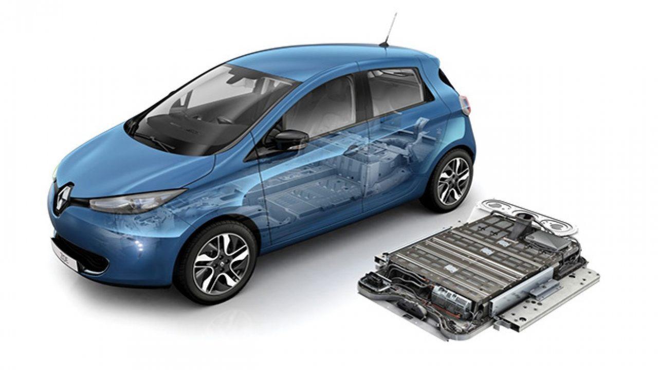 modèle voiture electrique